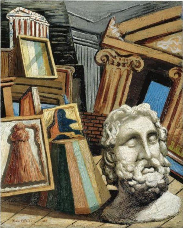 Chirico. Head Philosopher