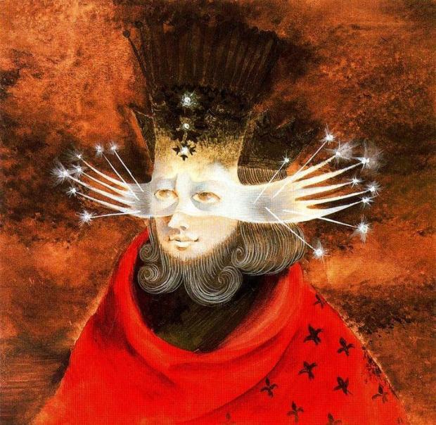 Remedios-Varo-The-king