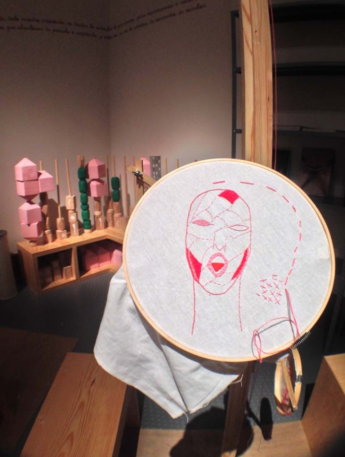 Espacio de interpretación. Louise Bourgeois. Petite Maman