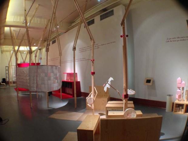 Espacio de interpretación. Louise Bourgeois. Petite Maman1