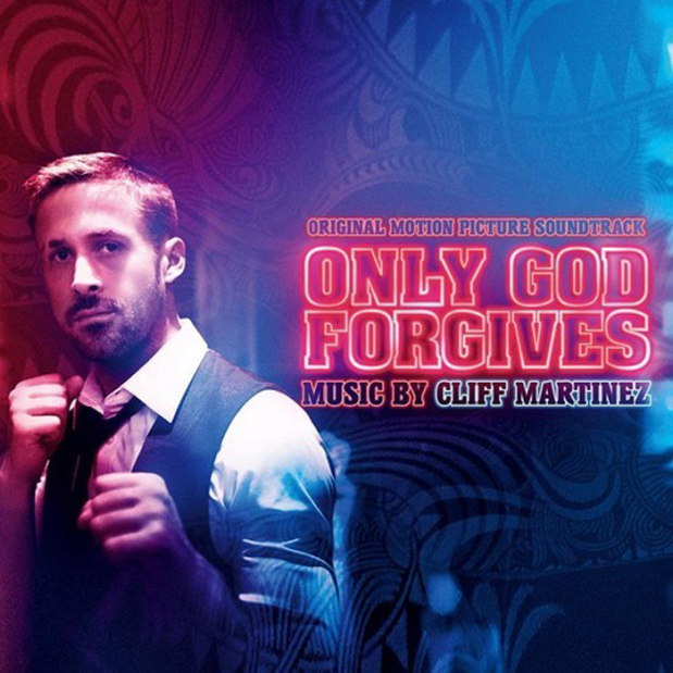 Only God Forgives-Cliff Martinez