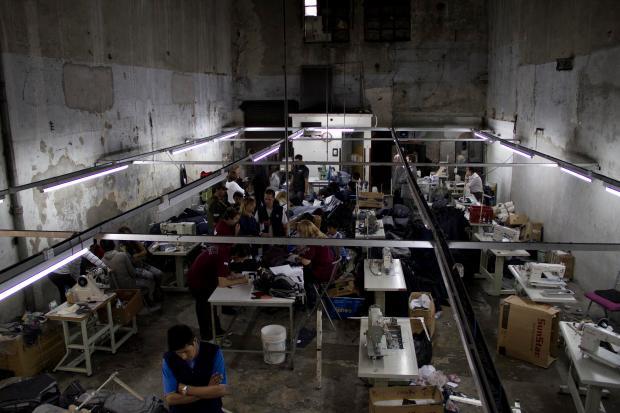 AFIP+detectC3B3+empleo+no+registrado+en+talleres+textiles