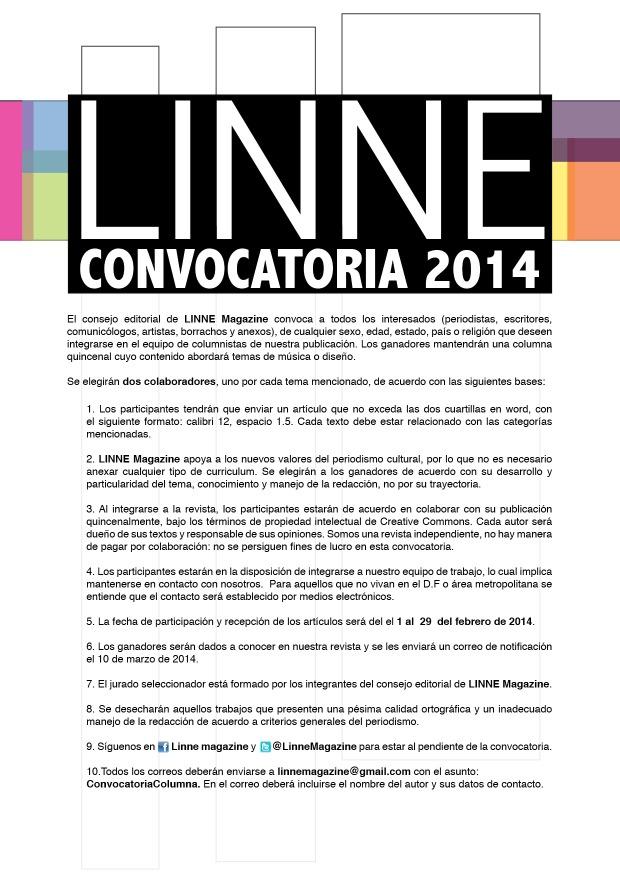 convocatoria_ linne_magazine_2014_diseño_por_Polan_Zepeda