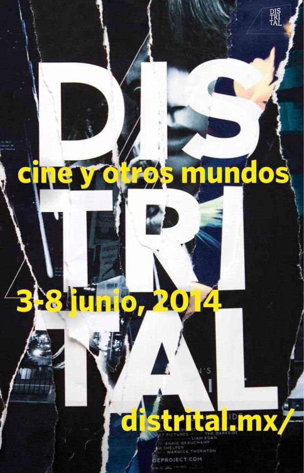 Cartel Distrital 2014