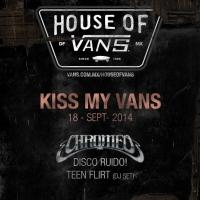 House of Vans México 2014