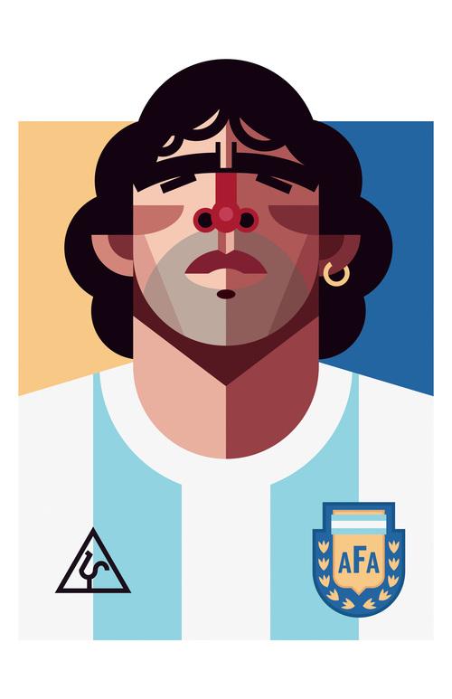 Playmakers_Maradona