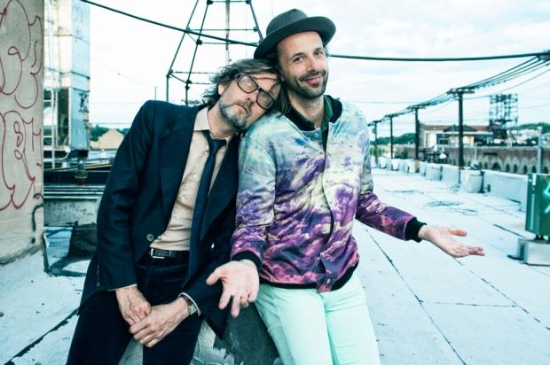 Jarvis cocker y Florian Habicht
