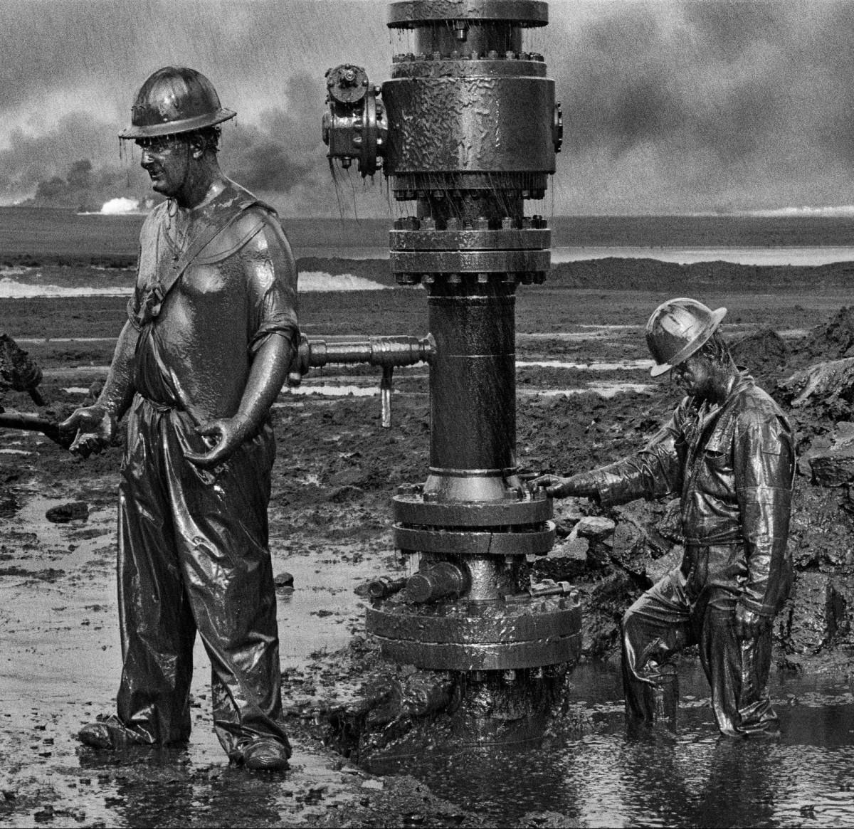 Las fotos de Sebastião Salgado golpearán tu indiferencia cotidiana