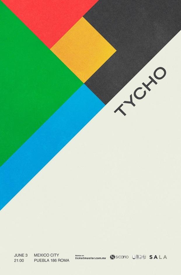 TYCHO EN MÉXICO