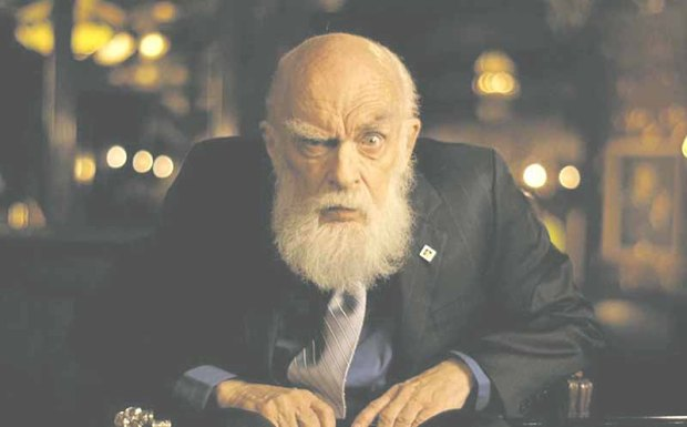 PURE MUTT PRODUCTIONS Toronto-born magician/escape artist James Randi took on  a sideline  of debunking psychics and charlatans.