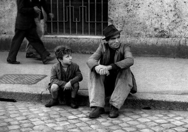 El-ladrón-de-bicicletas-Vittorio-de-Sica-Niños-y-pobreza