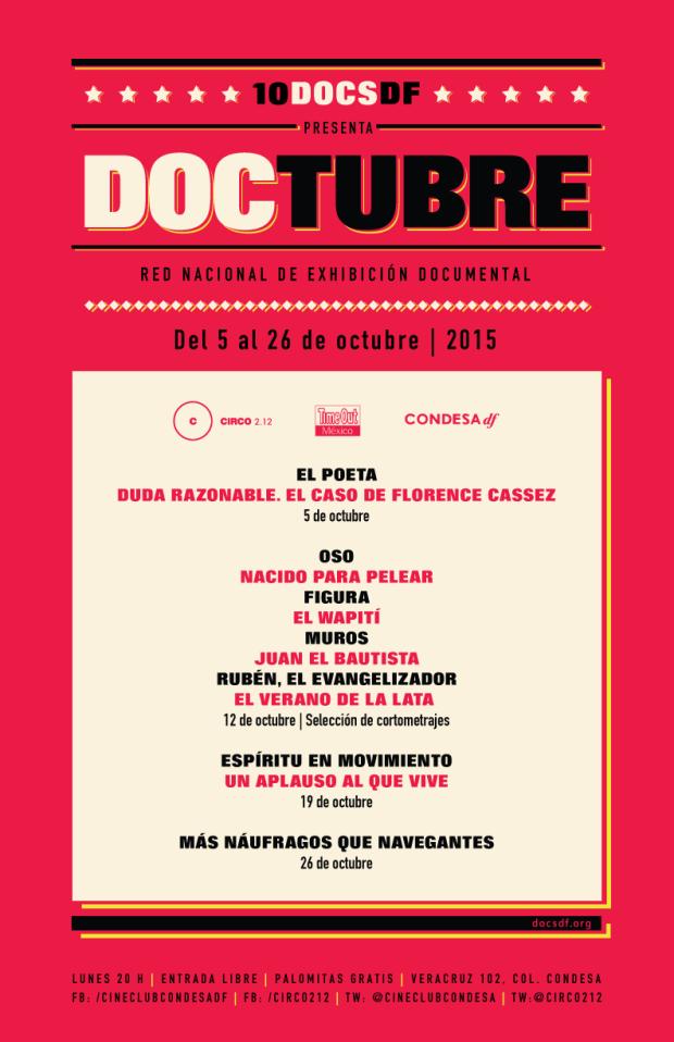 Doctubre_Condesa