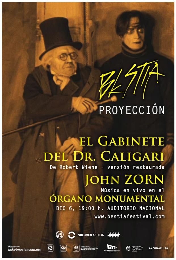 Bestia - Caligari Alta