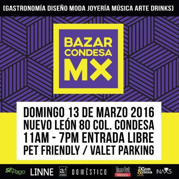 LINNE-Bazar Condesa MX