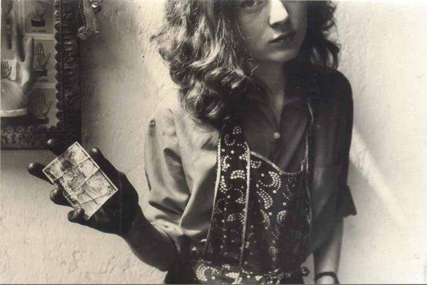 Carla Rippey. 1979. Fotografía de Adolfo Patiño