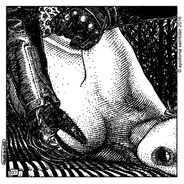 Ilustración: Apollonia Saintclair